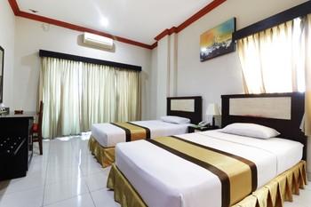 Hotel Beril Nur Makassar - Deluxe Room Only Non Refundable Min stay 2N