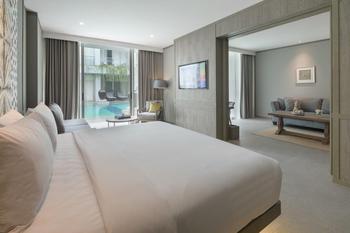 Kanvaz Village Resort Seminyak Bali - Suite Room with Breakfast Regular Plan