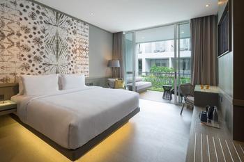 Kanvaz Village Resort Seminyak Bali - Premiere Deluxe with Breakfast Regular Plan
