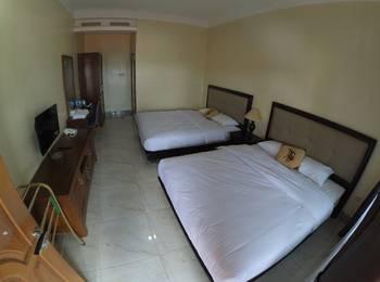 Krisna Beach Hotel 2 Pangandaran Pangandaran - Executive Twin Room Save 15%