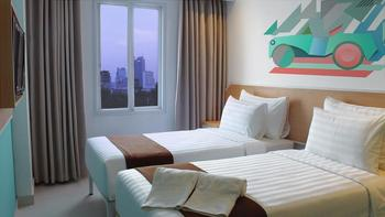 Dafam Express Jaksa Jakarta Jakarta - Express Twin Room Only Basic Deal