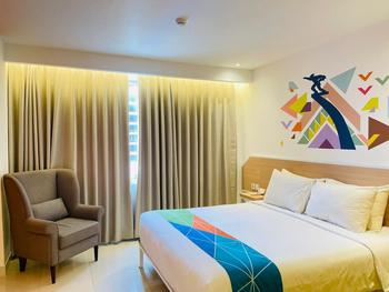 Dafam Express Jaksa Jakarta Jakarta - Express Deluxe Room Only Basic Deal