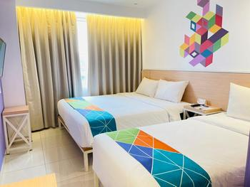 Dafam Express Jaksa Jakarta Jakarta - Express Family Room Only Basic Deal