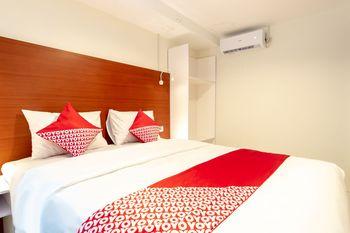 OYO Flagship 1481 Apartemen Sentraland Medan Medan - Deluxe Double Room Regular Plan