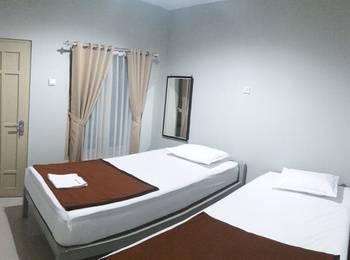 Rumah Prambanan Syariah Klaten - Standard Twin Room Regular Plan