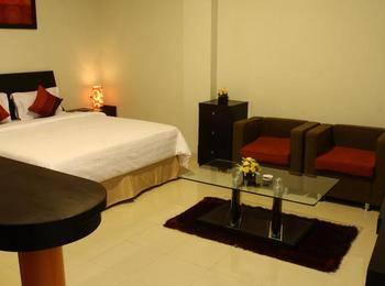 Hotel Asia Makassar - Suite Room Regular Plan