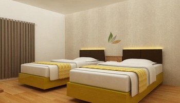 Hotel Salam Asri Kudus - Superior Twin Room Regular Plan