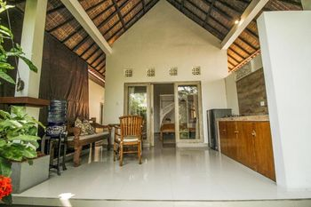 Villa Di Sawah Pejeng Bali - Villa with Garden View Regular Plan