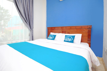 Airy Medan Sunggal Binjai KM 6.7 - Deluxe Double Room Only Special Promo 11