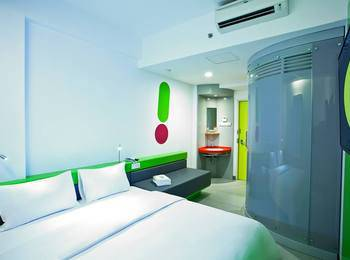 POP Hotel Gubeng - POP Room Sarapan 1 Pax Regular Plan