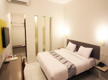 Hotel Koening Cirebon - Deluxe Double Regular Plan