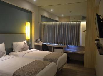 La Lisa Hotel Surabaya - Superior Twin  Today promo 25
