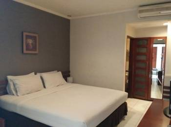Hotel N Jakarta Jakarta - Deluxe Double / Twin Regular Plan