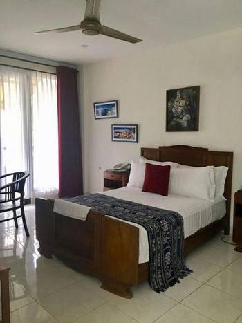 Manzelejepun Luxury Villa & Pavilion Bali - Pavilion Room Regular Plan