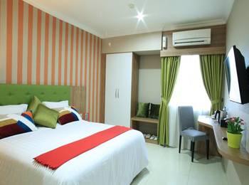 Fits Harapan Kita Jakarta - Deluxe Room Room Only Regular Plan