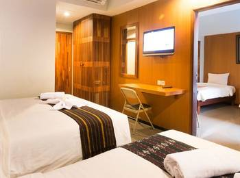Hadi Poetra Hotel Bali - Superior Room Only  Last Minute Offer!