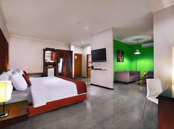 Permata Kuta Hotel By Prasanthi Bali - Suite Room - Free Airport Return Transfer Regular Plan