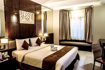 Permata Kuta Hotel Bali - Transit Room - 8 Hours Only Basic Deal