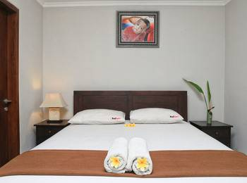 RedDoorz @Patimura 3 Bali - RedDoorz Room Special Promo Gajian
