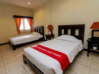 NIDA Rooms Thamrin Sanur Beach - Double Room Double Occupancy App Sale Promotion