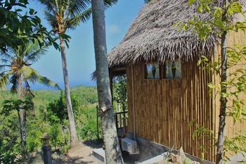 Atuh Forrest Cottage Bali - Deluxe Double Room Regular Plan