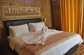 Atuh Forrest Cottage Bali - Deluxe Double Room Last Minute