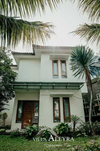 Aleyra Hotel and Villa's Garut Garut - Villa 1 Kamar Regular Plan