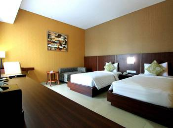 Grand Hatika Hotel Belitung - Grand Superior Twin Room Only Regular Plan