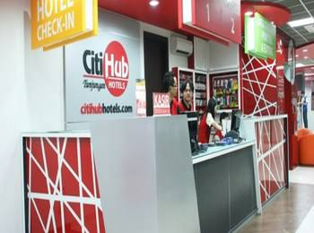 Citihub Hotel @Tunjungan Surabaya