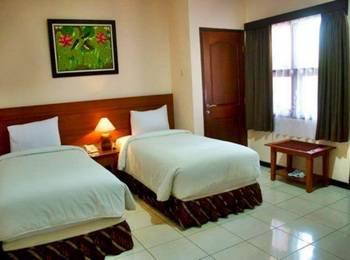 Atrium Resort & Hotel Banyumas - Deluxe Twin Regular Plan