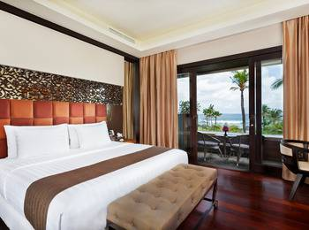 Seminyak Beach Resort Bali -  Ocean Suite With Jacuzzi Room Only Regular Plan