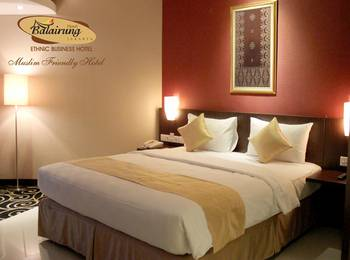 Balairung Hotel Jakarta - Superior King Room Only Save 15% OFF!