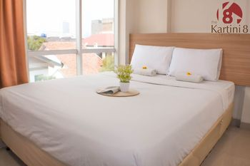The Kartini 8 Residence Mangga Besar Jakarta - Deluxe Double Room minimum stay 2 nite