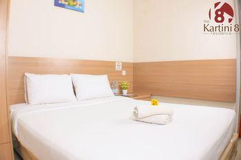 The Kartini 8 Residence Mangga Besar Jakarta - Standard Double Room Flash Sale