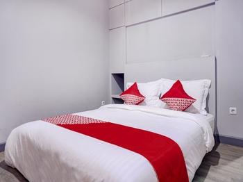 OYO 1805 Fatmawati Mansion Syariah Jakarta - Deluxe Double Room Regular Plan
