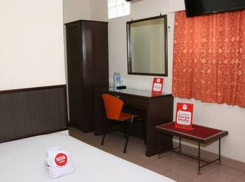 NIDA Rooms Surabaya University Mangga Besar - Double Room Double Occupancy  Special Promo