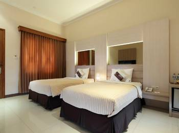 Kertanegara Premium Guest House Malang - Junior Twin Room Only New Normal 2020