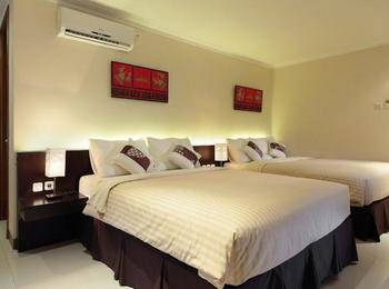 Kertanegara Premium Guest House Malang - Family Room Only Best Rate