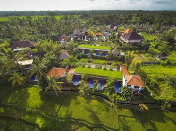 Ubud Green Resort Villa