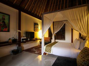 Ubud Green Ubud - Garden Pool Villa  Basic Deal Promo 30%