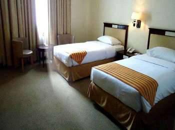 Plaza Inn Kendari - Deluxe Room Only Regular Plan