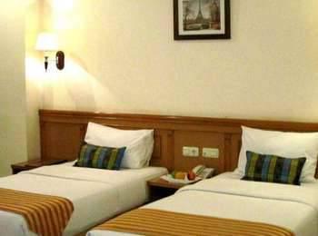 Plaza Inn Kendari - Superior  Room Regular Plan