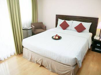 Aston Braga Hotel & Residence Bandung - Studio Room Balcony With Breakfast Regular Plan