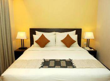 Aston Braga Hotel & Residence Bandung - Condotel 2 Bedrooms Room Only Sunday Promo
