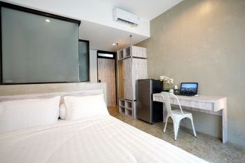 D'Paragon Kebon Jeruk Jakarta - Deluxe Room Only Regular Plan