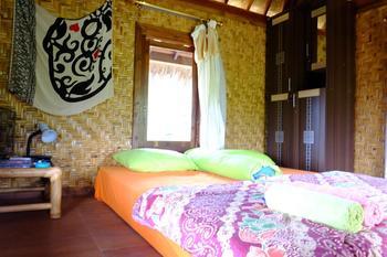 Pondok Indah Bungalow Lombok - Bungalow with Fan Regular Plan