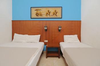 Hotel Poncowinatan Yogyakarta - Family Room Only Regular Plan