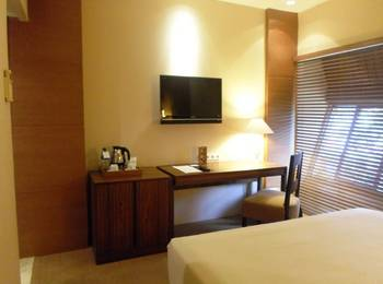 Hotel Mutiara Yogyakarta - Superior Hanya Kamar Regular Plan