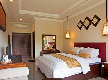Artini 3 Cottages Bali - Deluxe Room Regular Plan