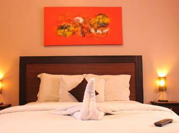 Puri Ganesh Bali - Standard Double Room | Room Only Regular Plan